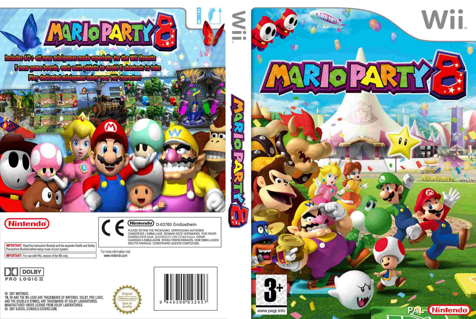 mario party 8 full game free pc download play download mario party 8 for android blogs. Black Bedroom Furniture Sets. Home Design Ideas